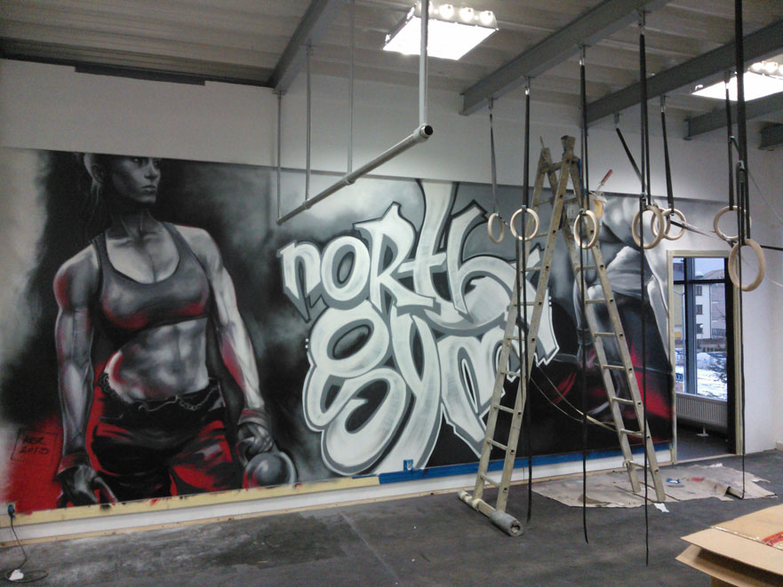 Home Gym Ideas Images Spice Up Your Workout Sessions